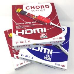 Chord Shawline HDMI AOC