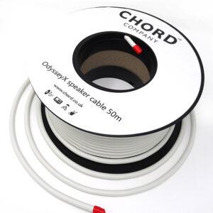 OdysseyX speaker cable 50m reel