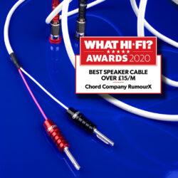 Chord Rumour speaker cable 50m reel