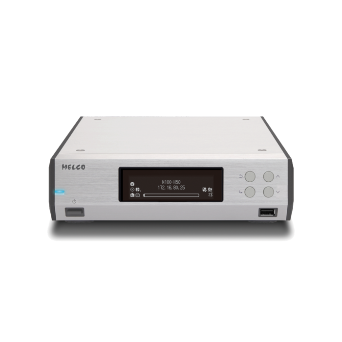 Melco N100 HiRes Music Library